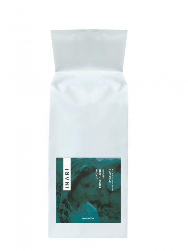 Lingia First Flush, Darjeeling, Black tea
