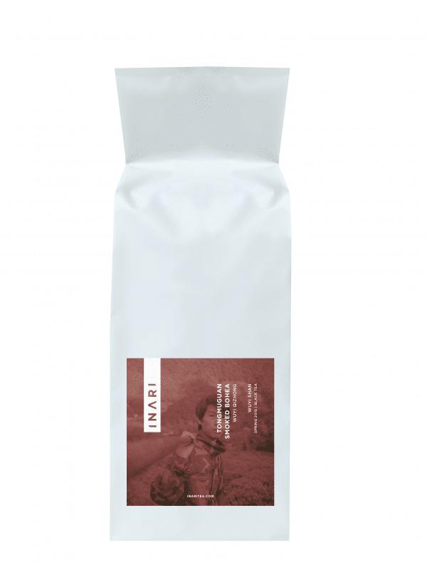 Tongmuguan Smoked Bohea, Black tea