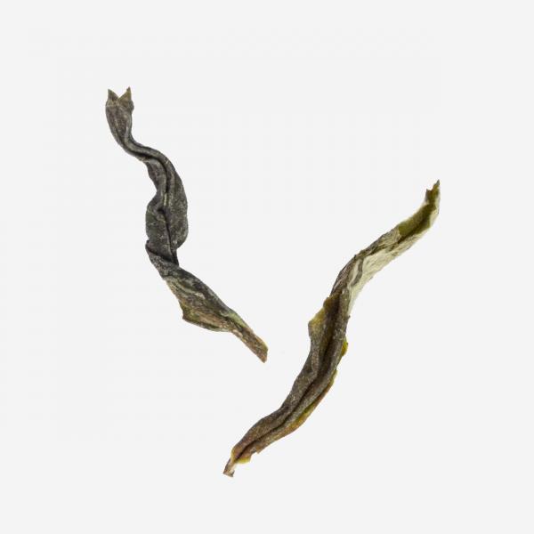 Lingia First Flush, Black tea leaves