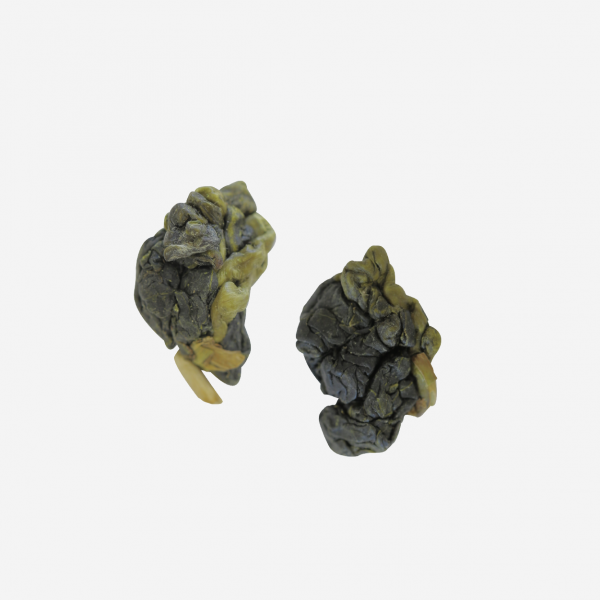 Tsuifeng Light, Oolong tea leaves